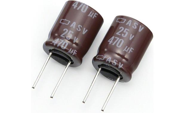Sony RSX-GS9 Sony premium capacitors