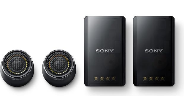 Sony XS-GS1 Sony XS-GS1 supertweeters are a must-have for your car's high-res audio system.