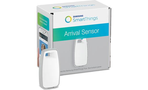 Samsung SmartThings Arrival Sensor Control the sensor from the SmartThings Mobile app