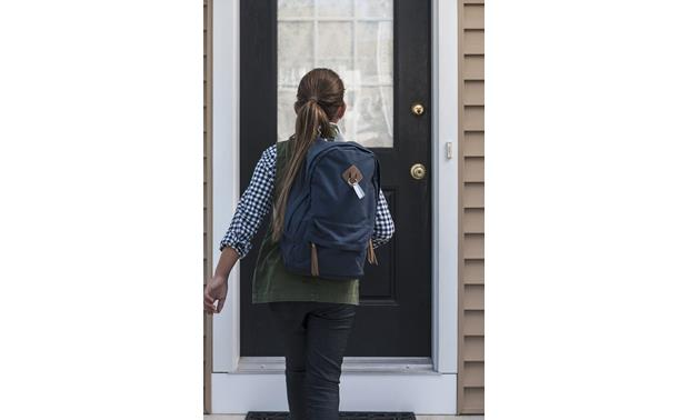Samsung SmartThings Arrival Sensor Clip it to a backpack and get an alert when your kid comes home from school