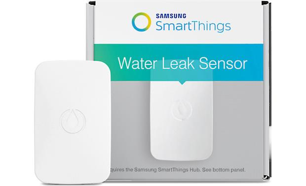 Samsung SmartThings Water Leak Sensor Front