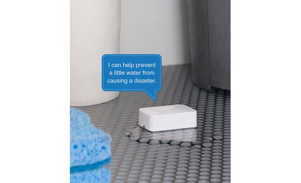 Samsung SmartThings Water Leak Sensor Wirelessly monitor your home for leaks
