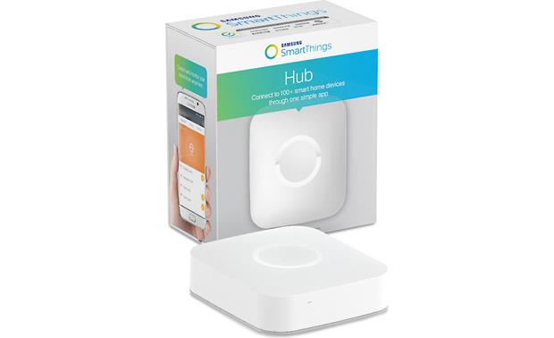 Samsung SmartThings Hub Top