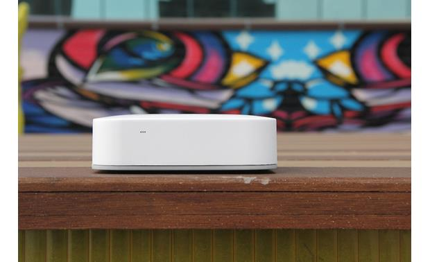 Samsung SmartThings Home From School Package The compact design will easily blend in
