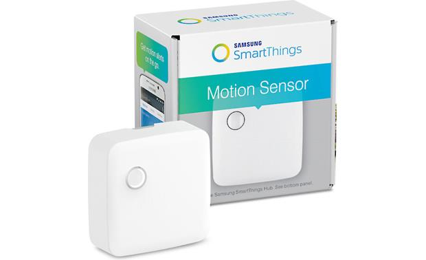 Samsung SmartThings Motion Sensor Add wireless detection to your SmartThings system