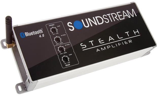 Soundstream ST4.1000DB moto/marine amplifier