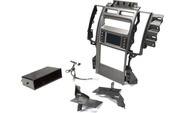 Scosche Fd1447ab Taurus Dash Kit Install A New Single