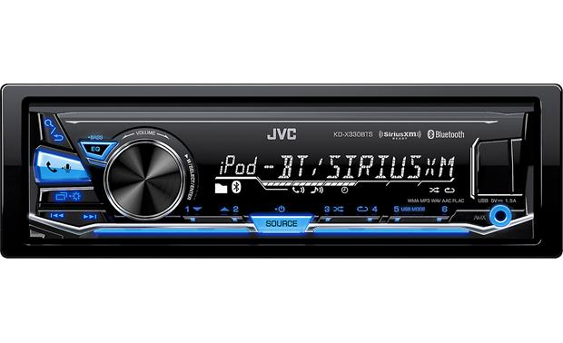g105KDX330B F jvc kd x330bts digital media receiver (does not play cds) at JVC CD Player Wiring-Diagram at reclaimingppi.co