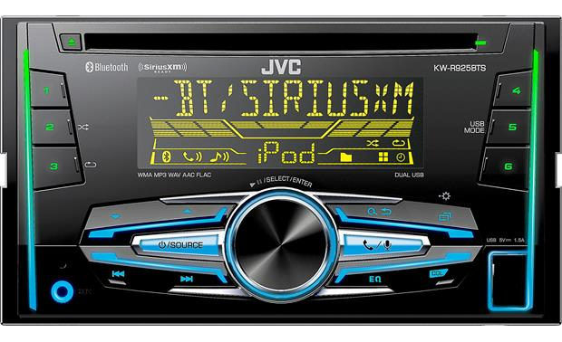 JVC KW-R925BTS Other