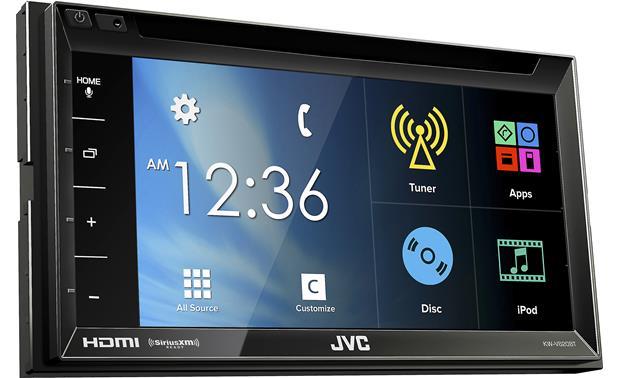 JVC KW-V620BT