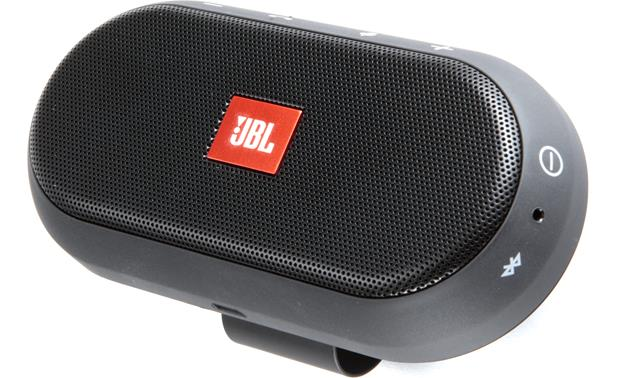 JBL Trip The Bluetooth speaker is an easy hands-free calling solution for you vehicle.