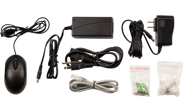 Spyclops SPY-NVR4720W Wireless Camera System Included accessories