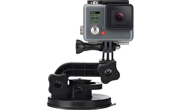 GoPro Suction Cup Mount Front (camera not included)