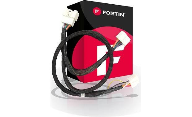 g938THSUB1 F fortin thar one sub1 t harness allows you to connect the evo one toy 1 t-harness remote starter wiring at bayanpartner.co