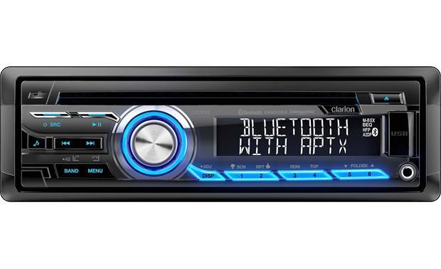 Clarion Car Stereo: Clarion CZ305 CD Receiver At Crutchfield.com