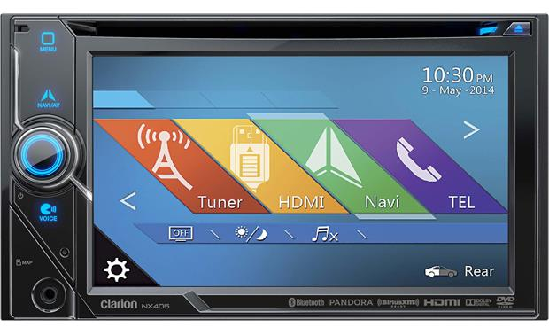 g020NX405 F clarion nx405 navigation receiver at crutchfield com  at bayanpartner.co