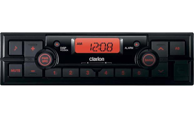 Clarion RG9451 Add some music to your tractor or work vehicle