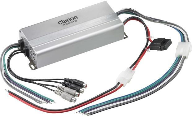 Clarion XC2410 Front