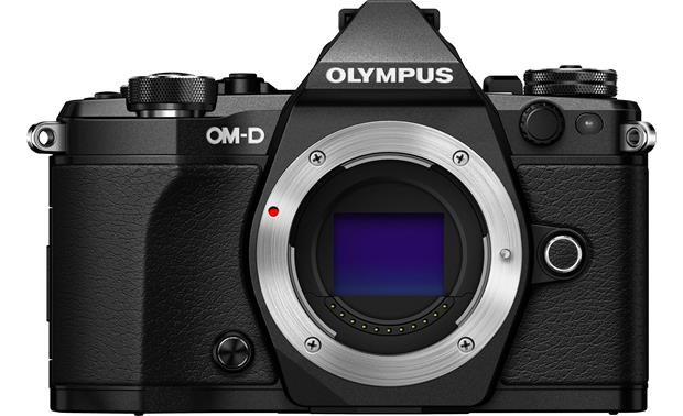 Olympus OM-D E-M5 Mark II (no lens included) Front