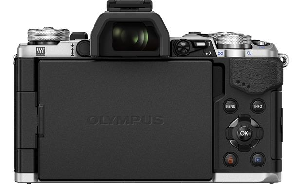 Olympus OM-D E-M5 Mark II (no lens included) Back
