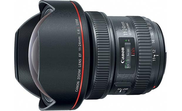 Canon EF 11-24mm f/4L USM Front