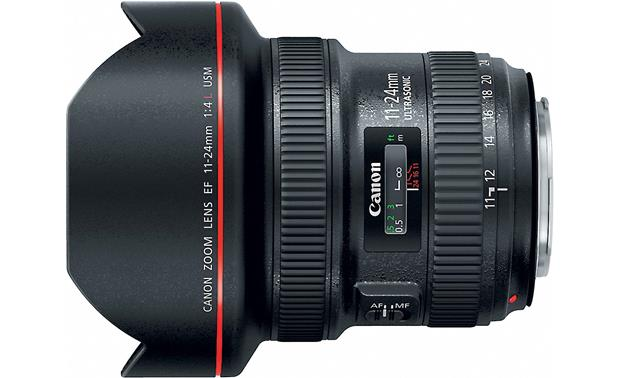 Canon EF 11-24mm f/4L USM Top