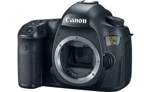 Canon EOS 5DS (no lens included) Front