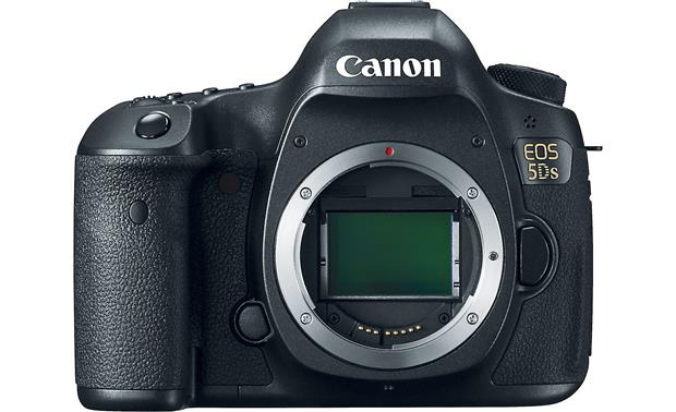 Canon EOS 5DS (no lens included) The camera's full-frame sensor is capable of stunning high-res photography