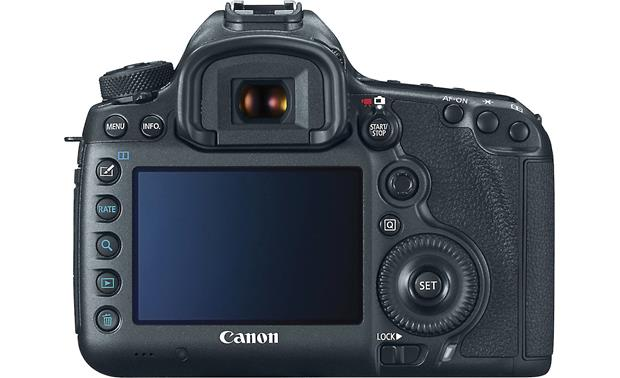 Canon EOS 5DS R (no lens included) Back