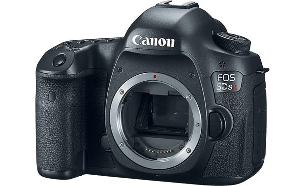 Canon EOS 5DS R (no lens included) Front