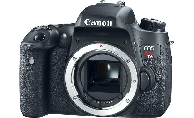 Canon EOS Rebel T6s (no lens included) Front