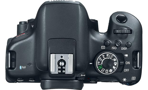 Canon EOS Rebel T6i (no lens included) Top