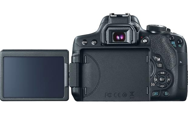 Canon EOS Rebel T6i Kit 3