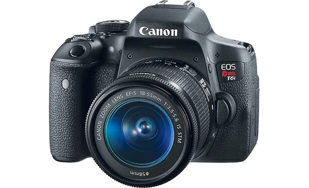 Canon EOS Rebel T6i Kit Front