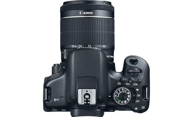Canon EOS Rebel T6i Kit Top