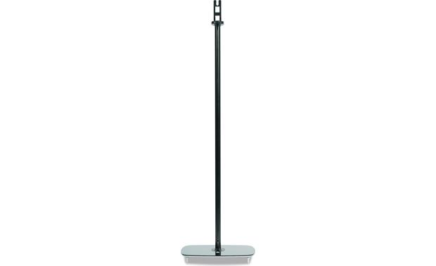 Flexson Floor Stand (pair) Black - front view