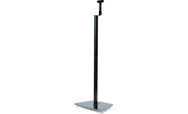 Flexson Floor Stand Black - left back view