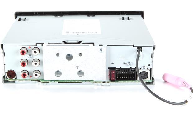 Kenwood Excelon KDC-X500 on