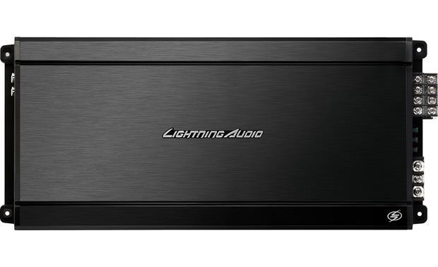 Lightning Audio L-4300 600 Watt 4-Channel Amplifier