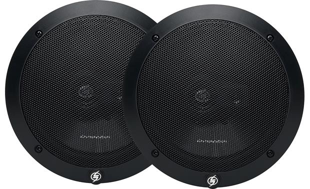 Lightning Audio L65 These Lightning 3-way speakers will bring new life to the audio in your car