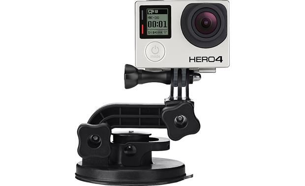 GoPro HERO4 Black Dash Cam Package Front
