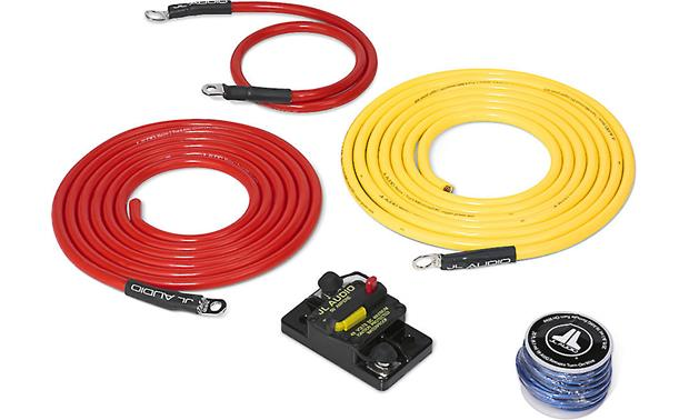 g13690485-F Car Amp Wiring Kit Gauge on 0 gauge stinger amp kits, o gauge amp kit, kicker wiring kit, scosche 1600 watt wiring kit,