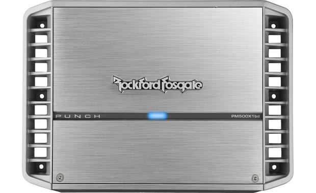 Rockford Fosgate PM500X1BD Compact design is ideal for boats and more