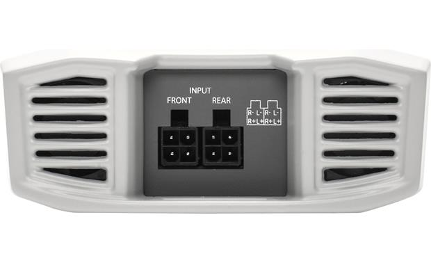 Rockford Fosgate HD9813SGU-STAGE2 Compact design