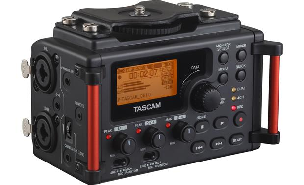 Tascam DR-60DmkII Front