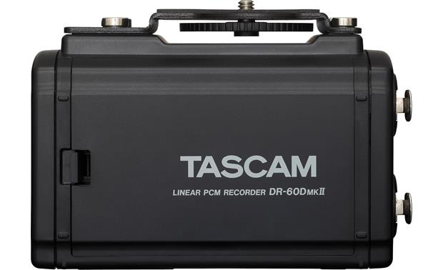 Tascam DR-60DmkII Back view