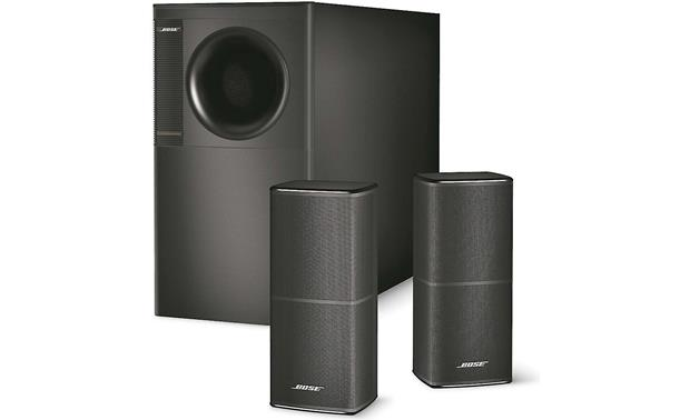 Bose® Acoustimass® 5 Series V speaker system Black