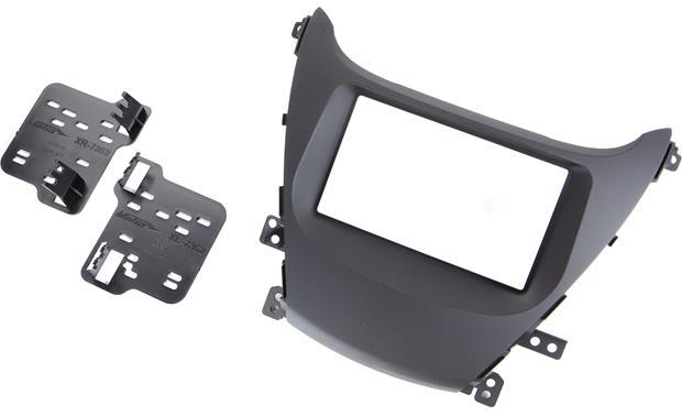 Black Metra 99-7362B Single DIN Dash Kit for Select 2014 and Hyundai Elantra Vehicles
