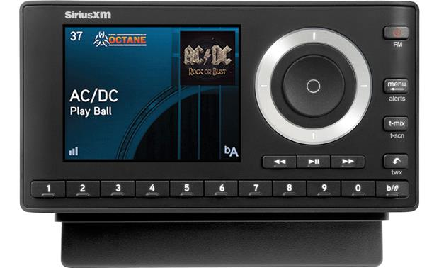 SiriusXM Onyx Plus & SXSD2 Package Vehicle Kit