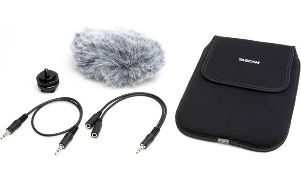 Tascam AK-DR11C Filmmaking Accessory Package Front